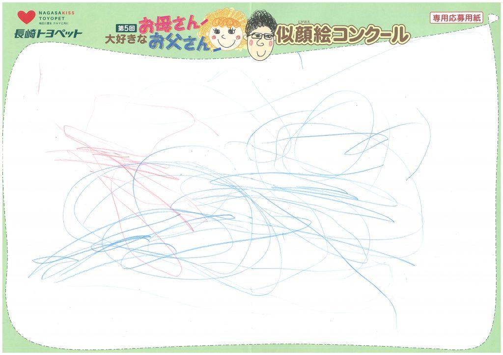 S.Hくん(3才)の作品
