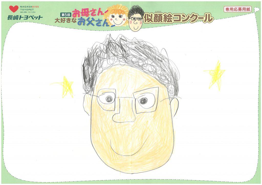 H.Kくん(8才)の作品