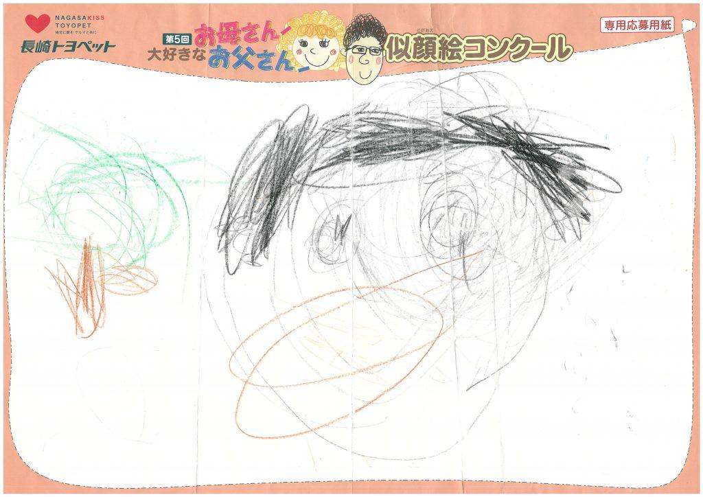 N.Hくん(3才)の作品