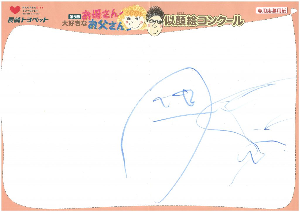 M.Nちゃん(1才)の作品