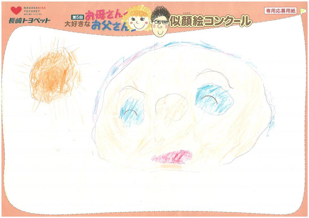 O.Hくん(4才)の作品