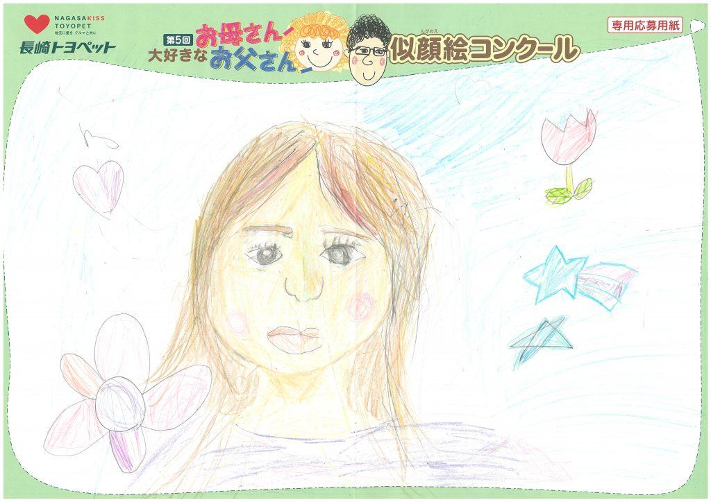 A.Yちゃん(7才)の作品