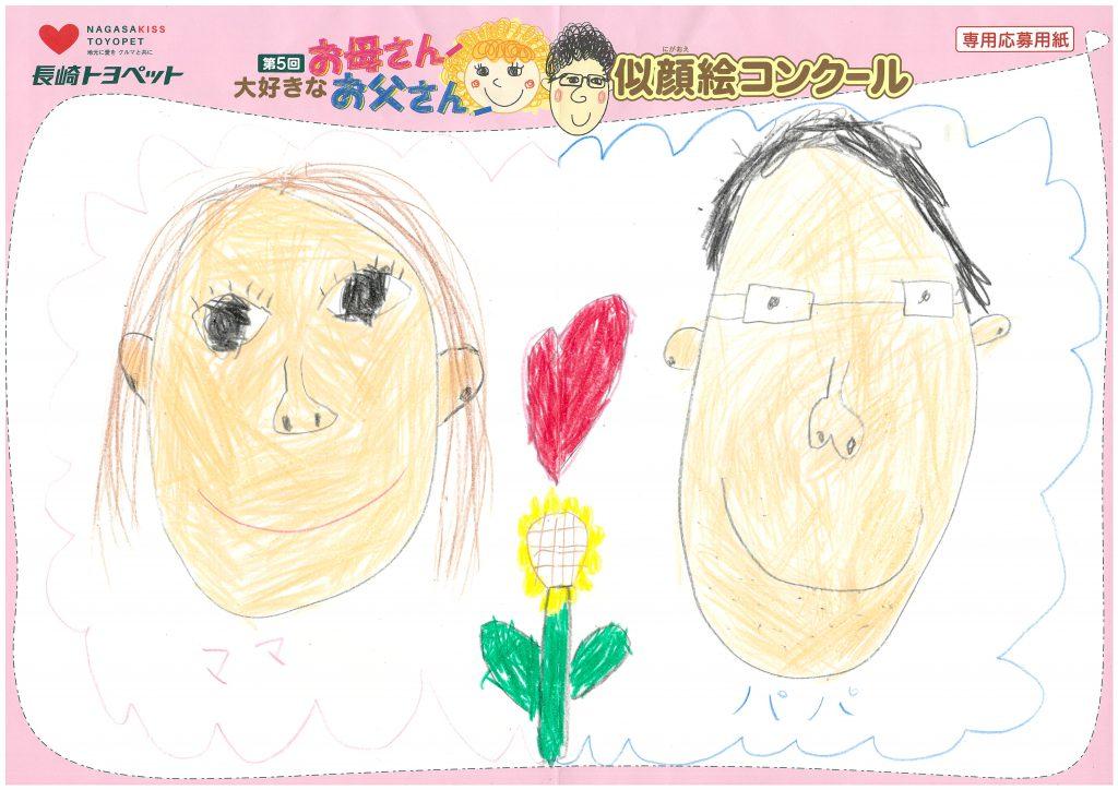 T.Mくん(7才)の作品