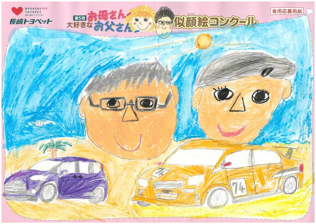K.Kくん(9才)の作品