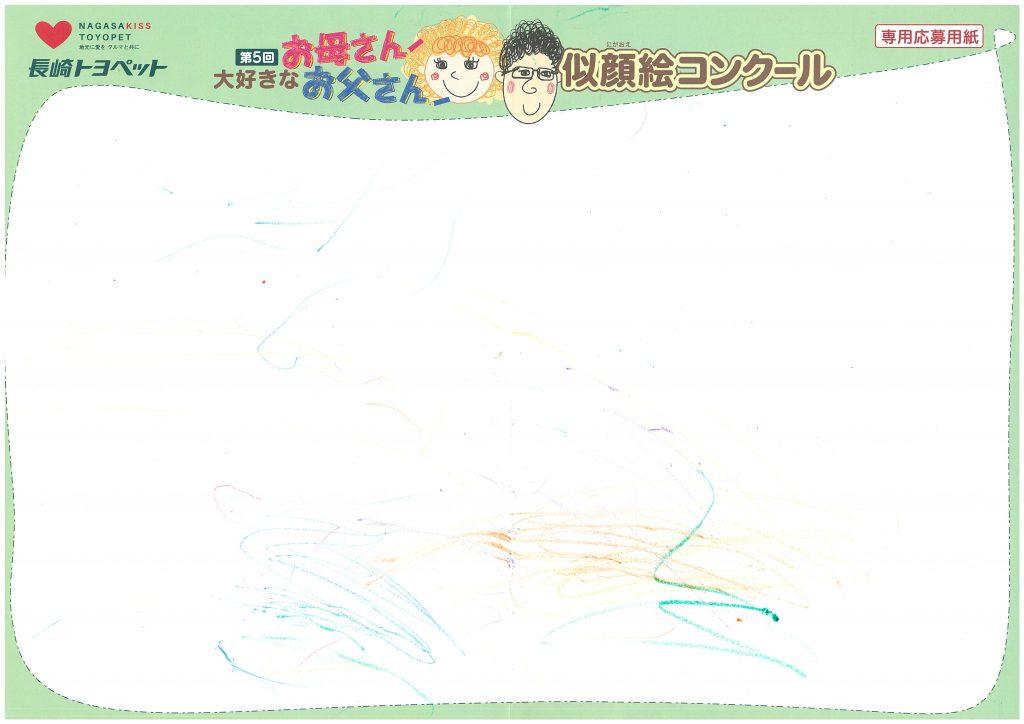 H.Yくん(1才)の作品