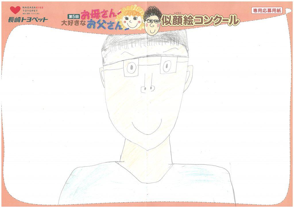 Y.Mくん(11才)の作品