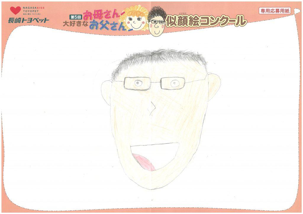 Z.Mくん(9才)の作品