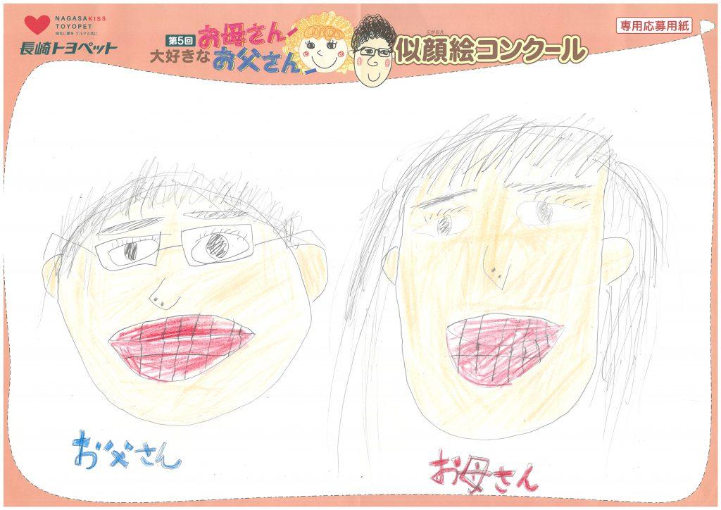 Y.Kくん(9才)の作品