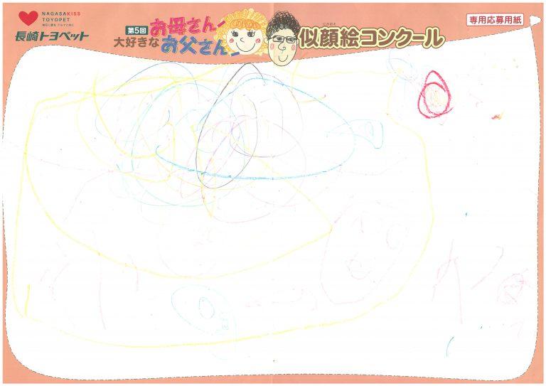 S.Hちゃん(2才)の作品