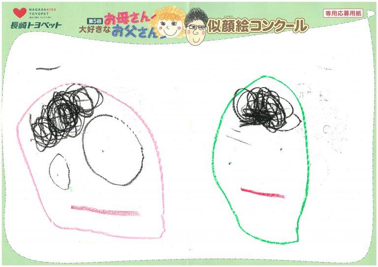 Y.Nくん(3才)の作品