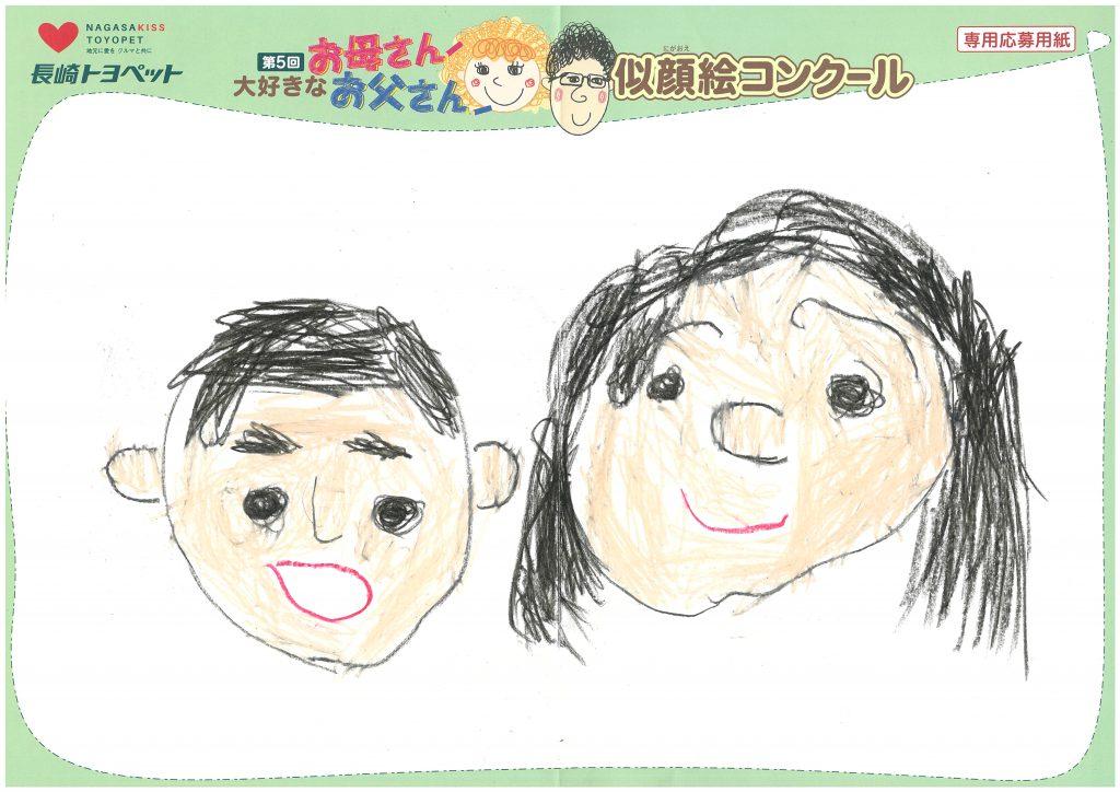 K.Yくん(5才)の作品