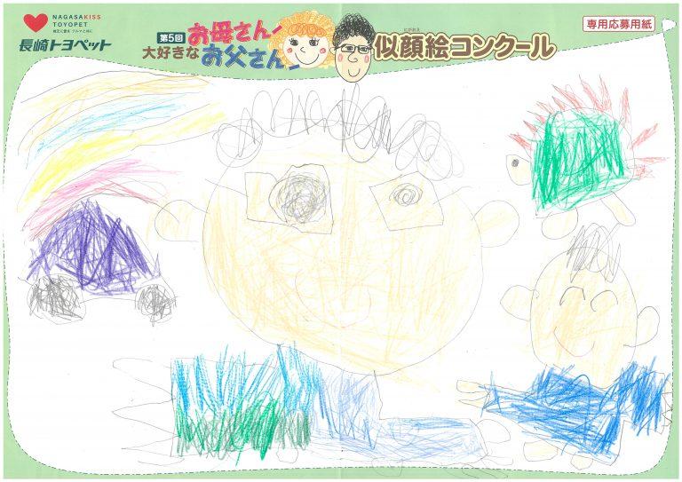 Z.Mくん(5才)の作品