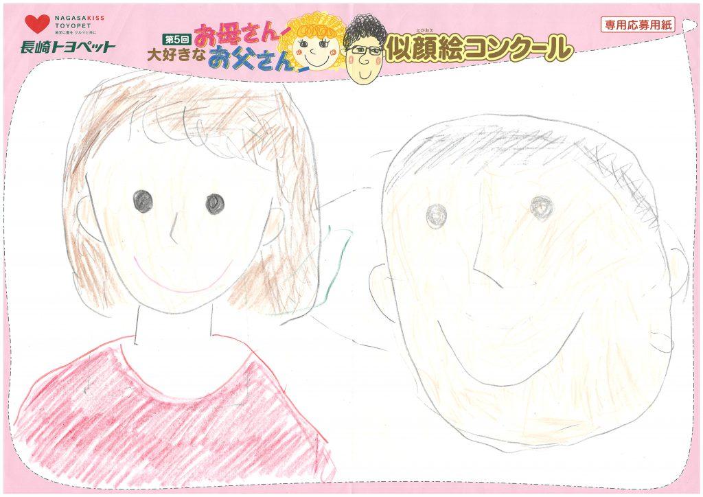T.Yくん(6才)の作品