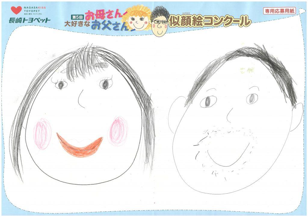S.Yくん(7才)の作品