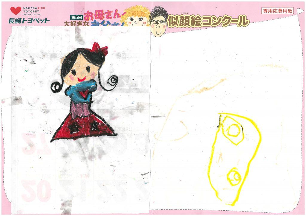 R.Hちゃん(2才)の作品