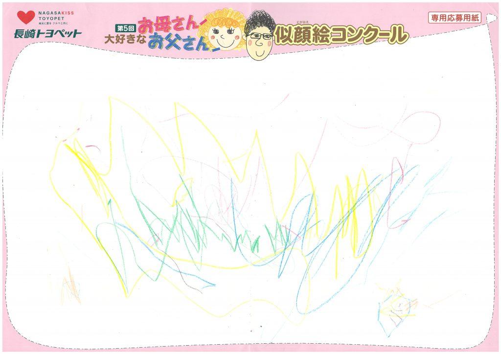 Y.Tちゃん(2才)の作品