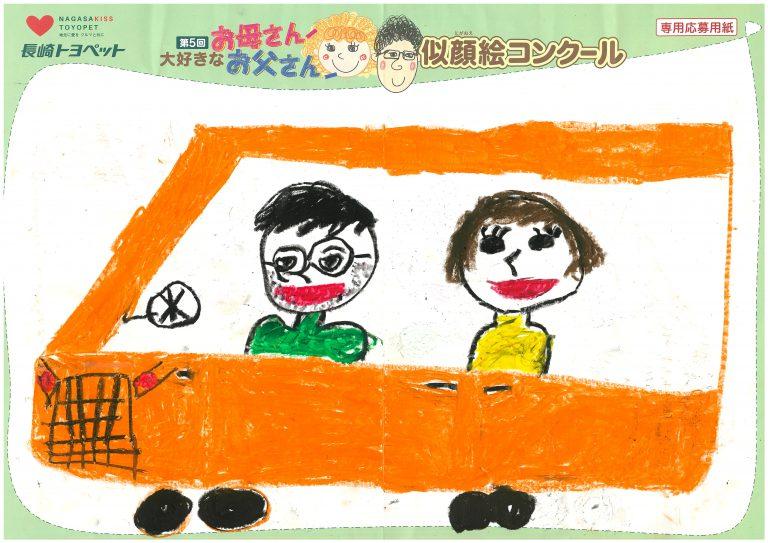 H.Tくん(10才)の作品