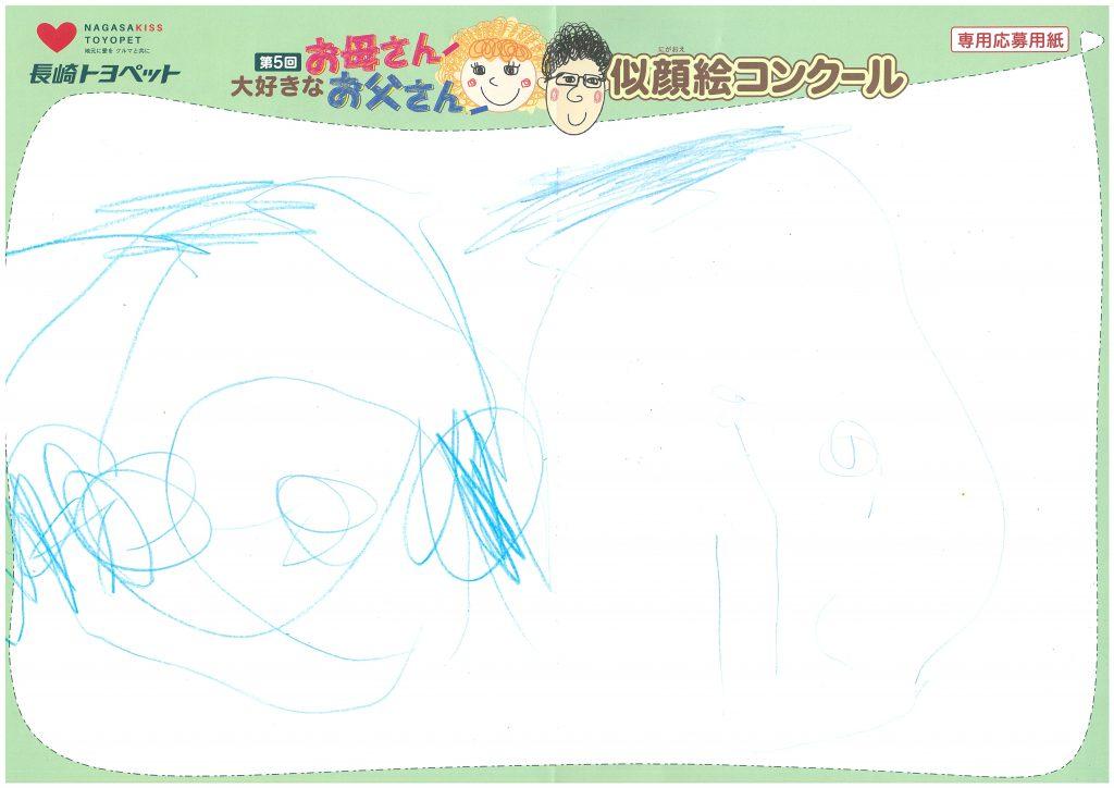 S.Nくん(3才)の作品