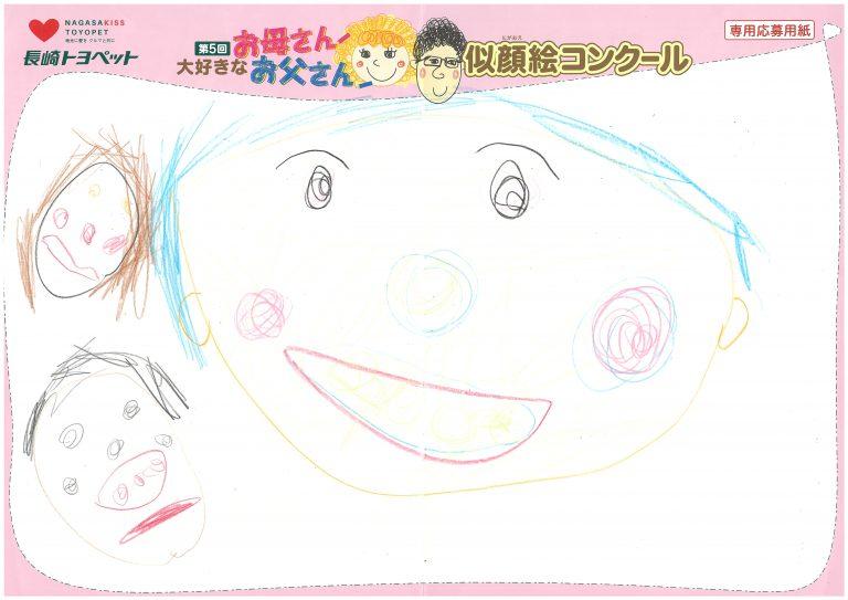 Y.Tちゃん(4才)の作品