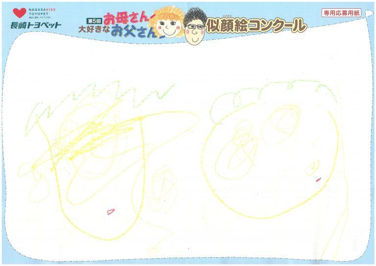 K.Hくん(2才)の作品