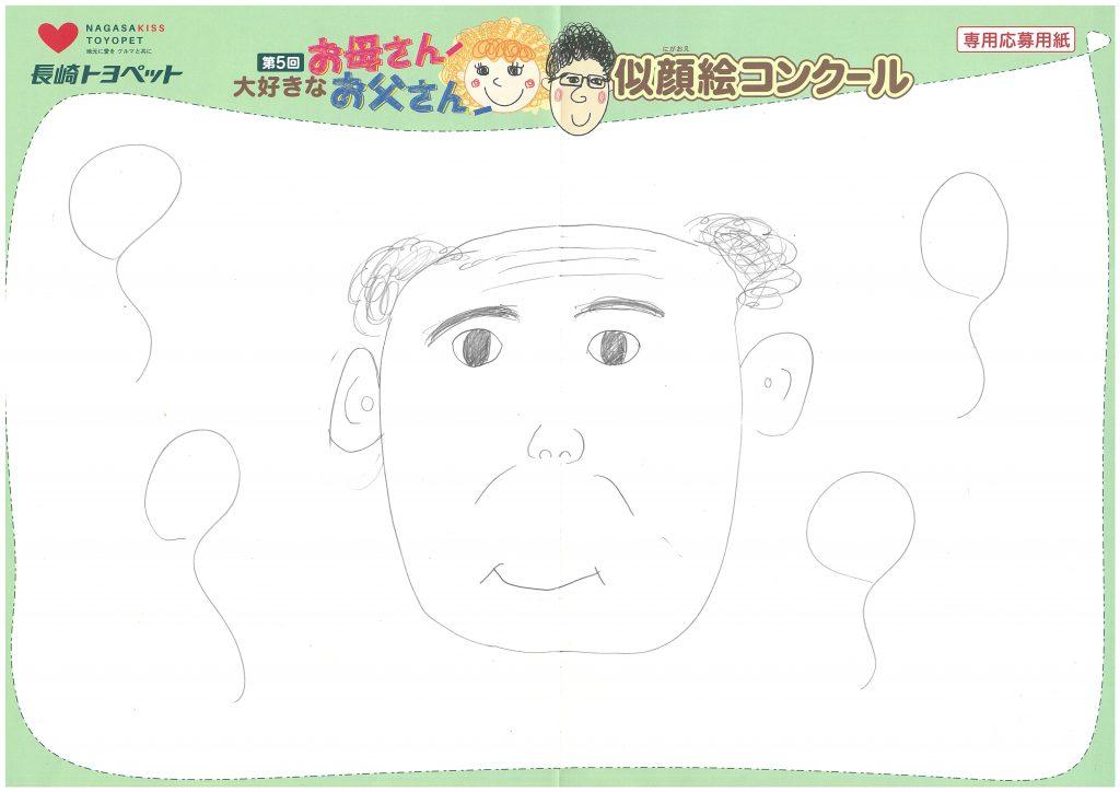 R.Kちゃん(10才)の作品