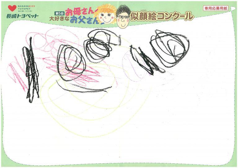 M.Sくん(3才)の作品