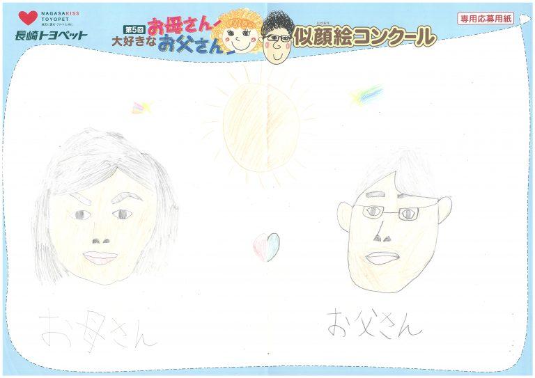 S.Hくん(10才)の作品