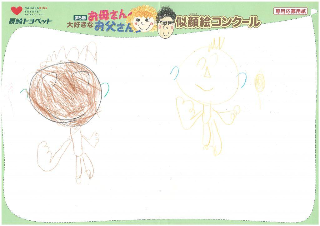 T.Kくん(9才)の作品