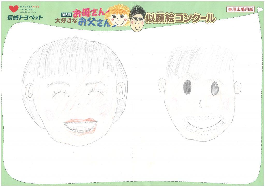 Y.Uくん(9才)の作品
