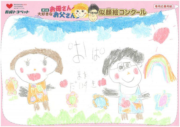 Z.Tくん(5才)の作品