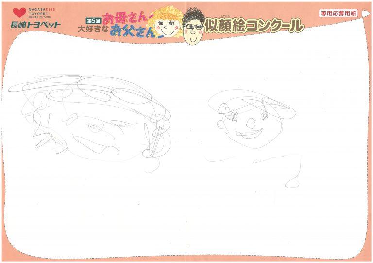 Y.Sちゃん(2才)の作品