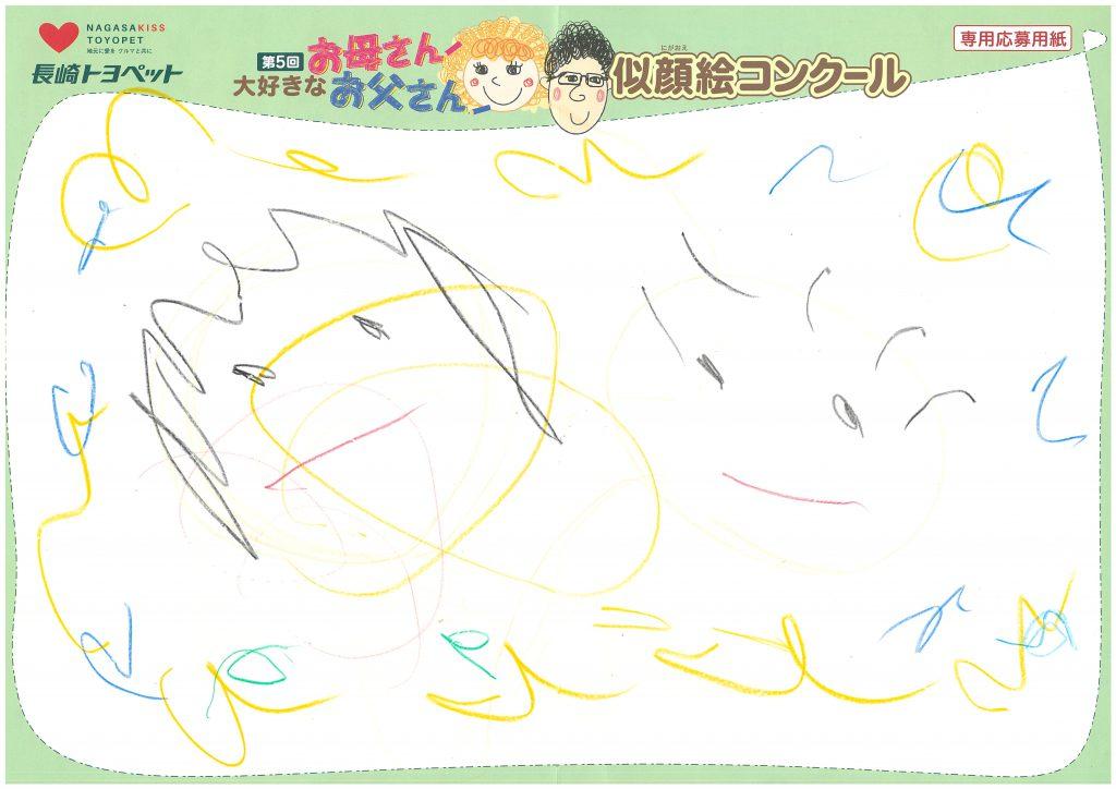 E.Mくん(1才)の作品