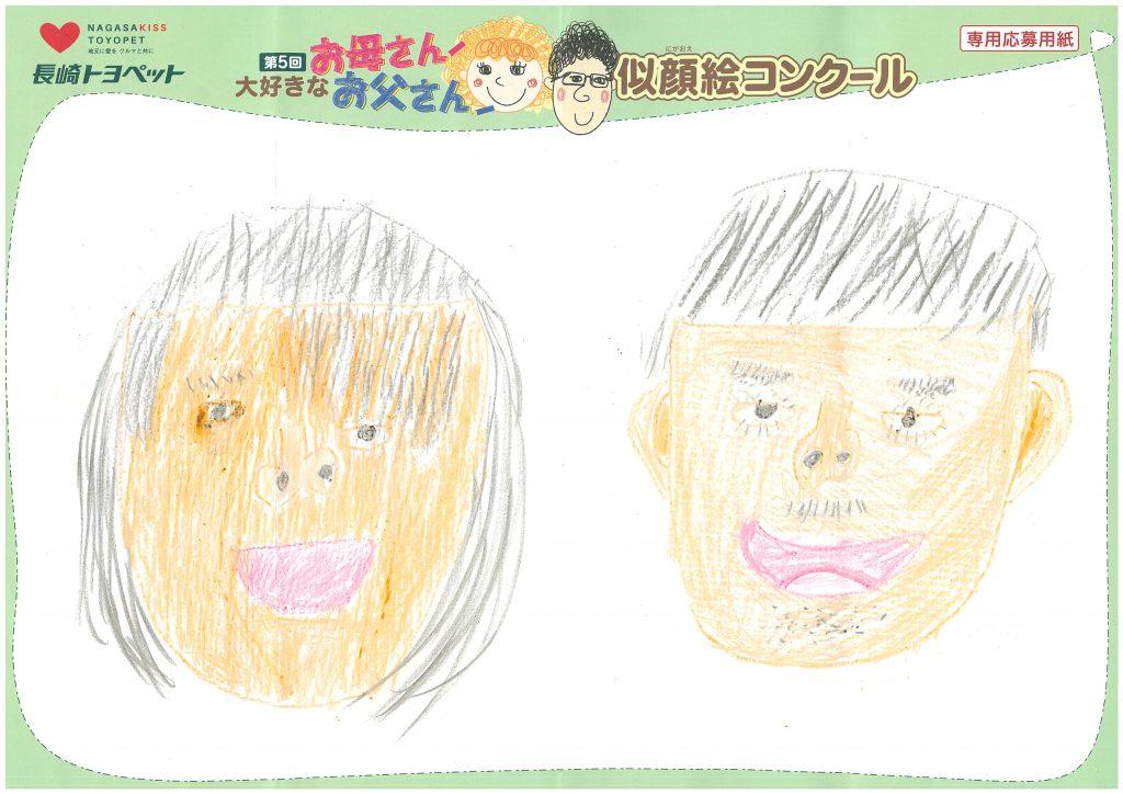 S.Hくん(9才)の作品