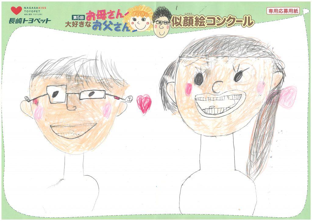 K.Nくん(7才)の作品
