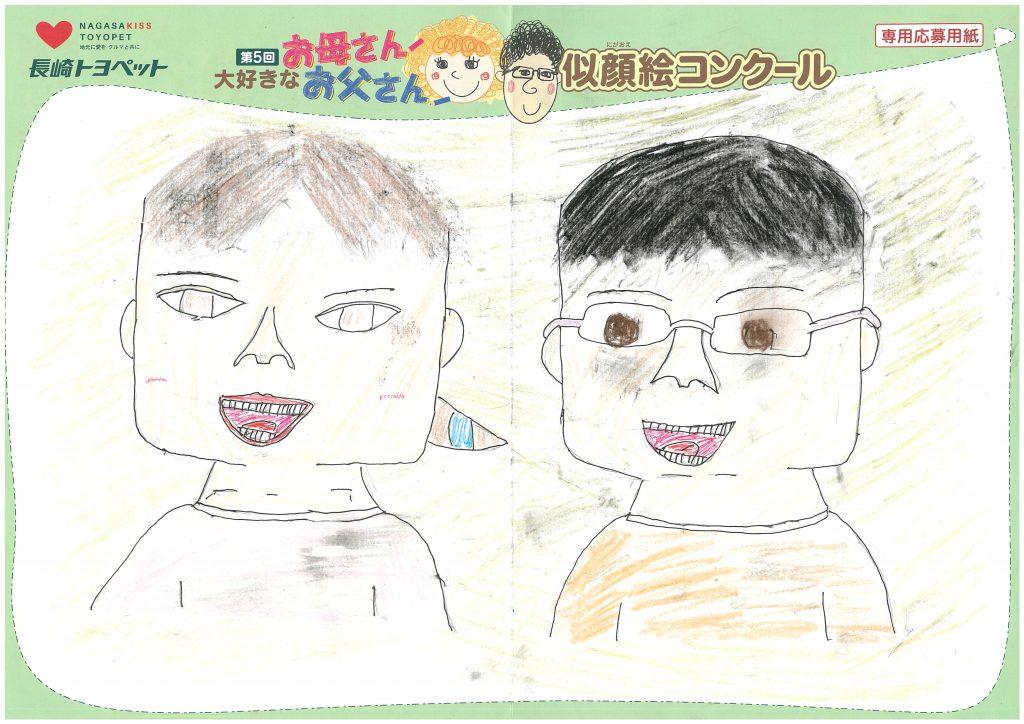 K.Nくん(11才)の作品