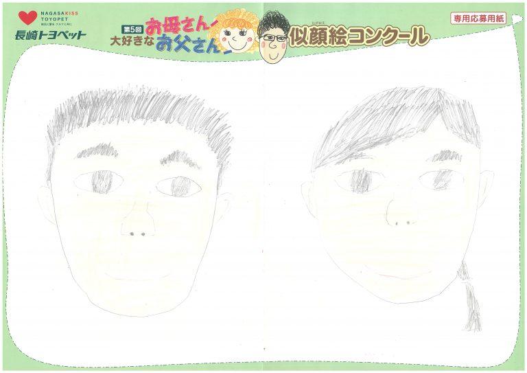 T.Iくん(11才)の作品