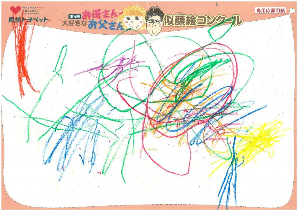 K.Wちゃん(1才)の作品