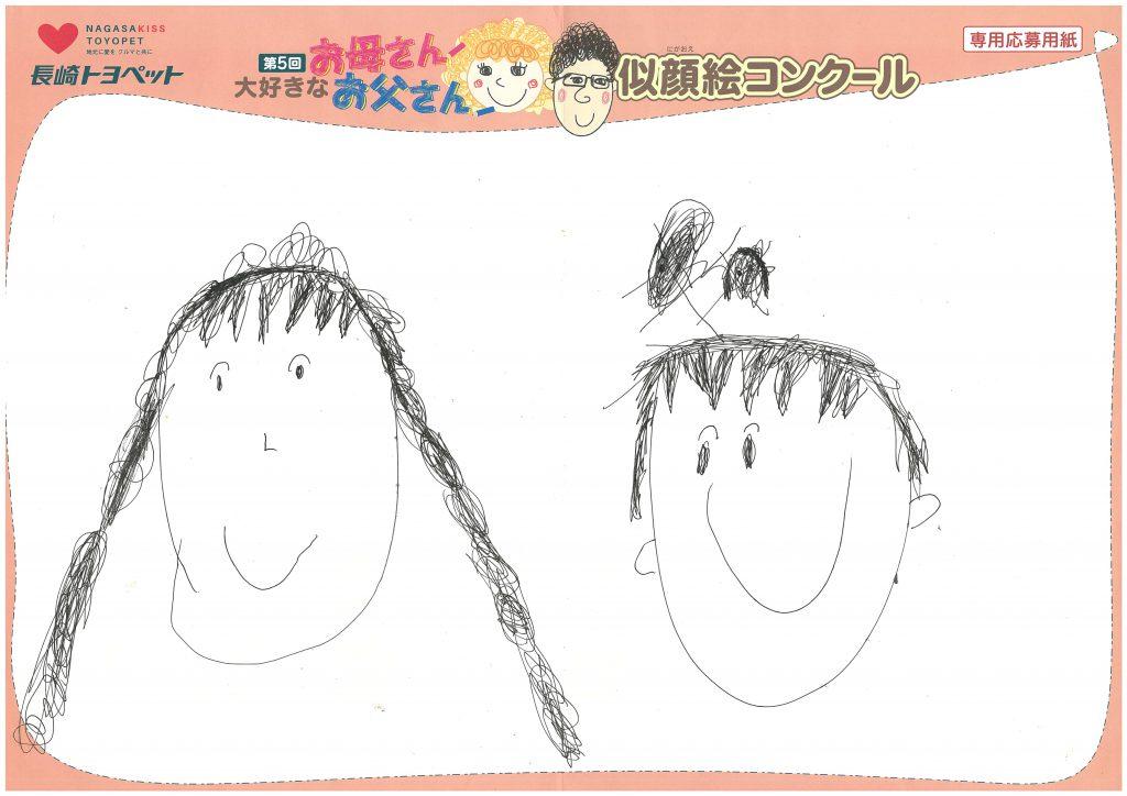 H.Mくん(6才)の作品