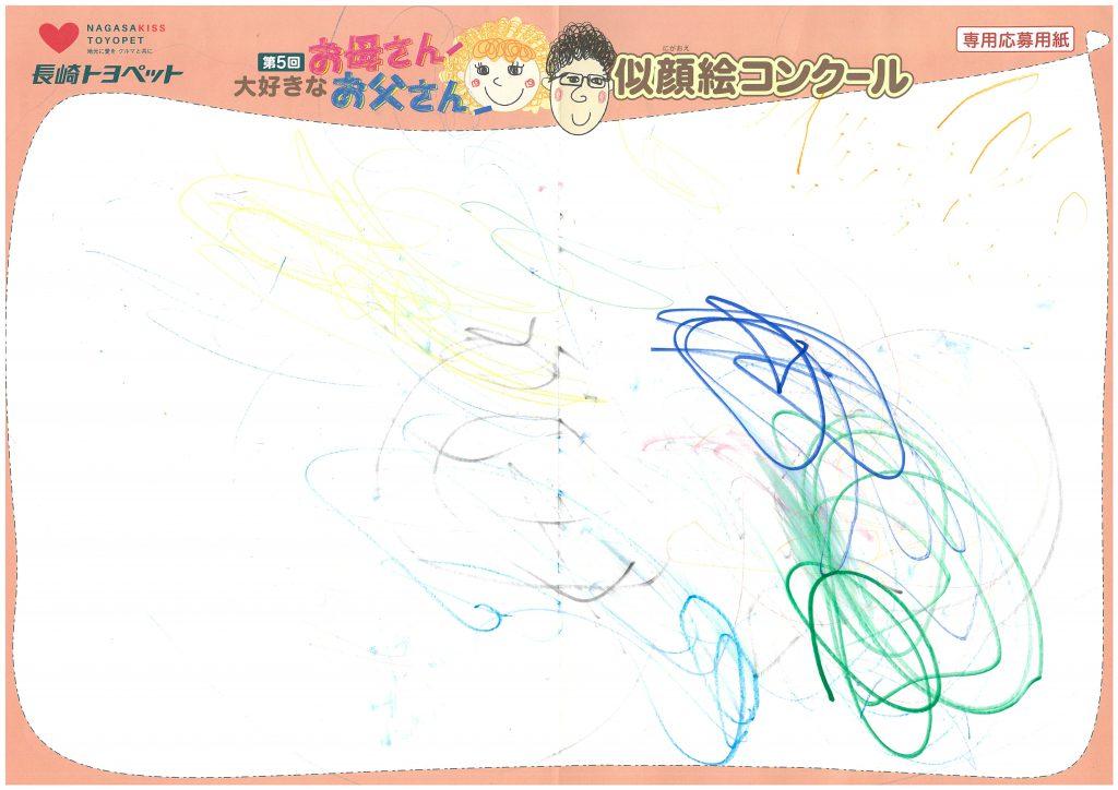 T.Mくん(2才)の作品