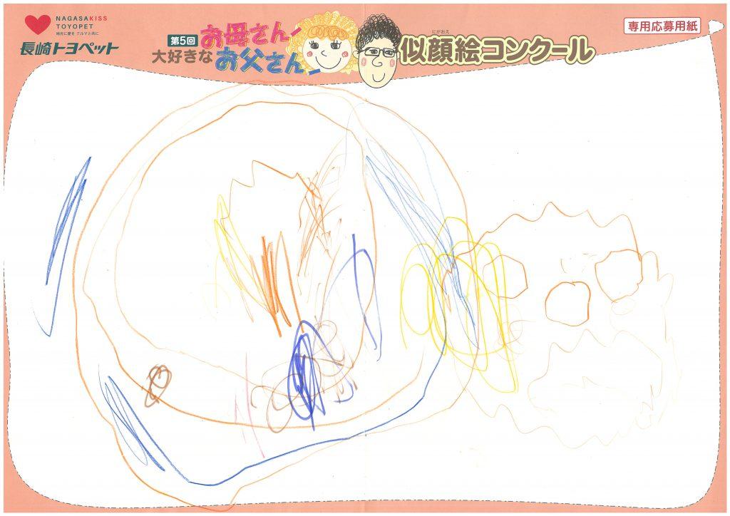 A.Tちゃん(3才)の作品