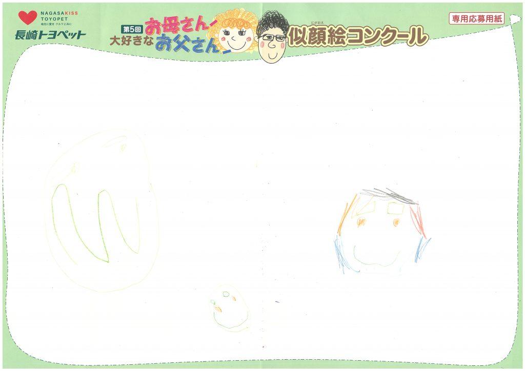A.Tくん(4才)の作品