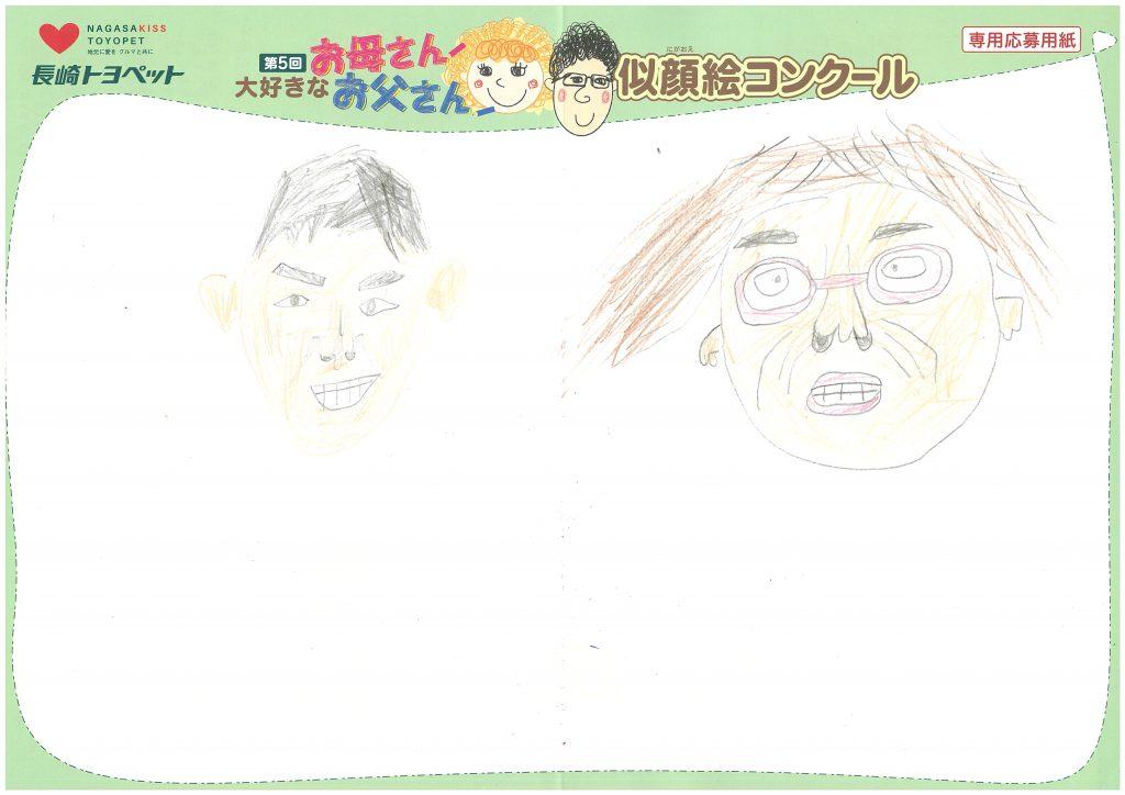 T.Tくん(7才)の作品