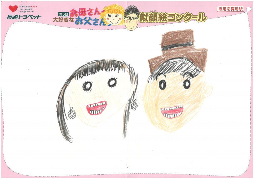 R.Sくん(7才)の作品