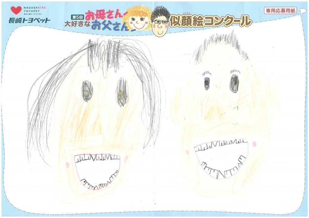 K.Hくん(7才)の作品