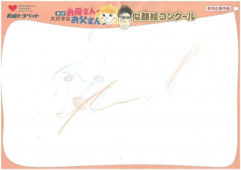 N.Kくん(2才)の作品