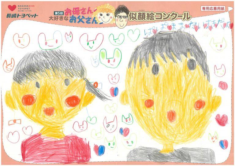 S.Nくん(6才)の作品