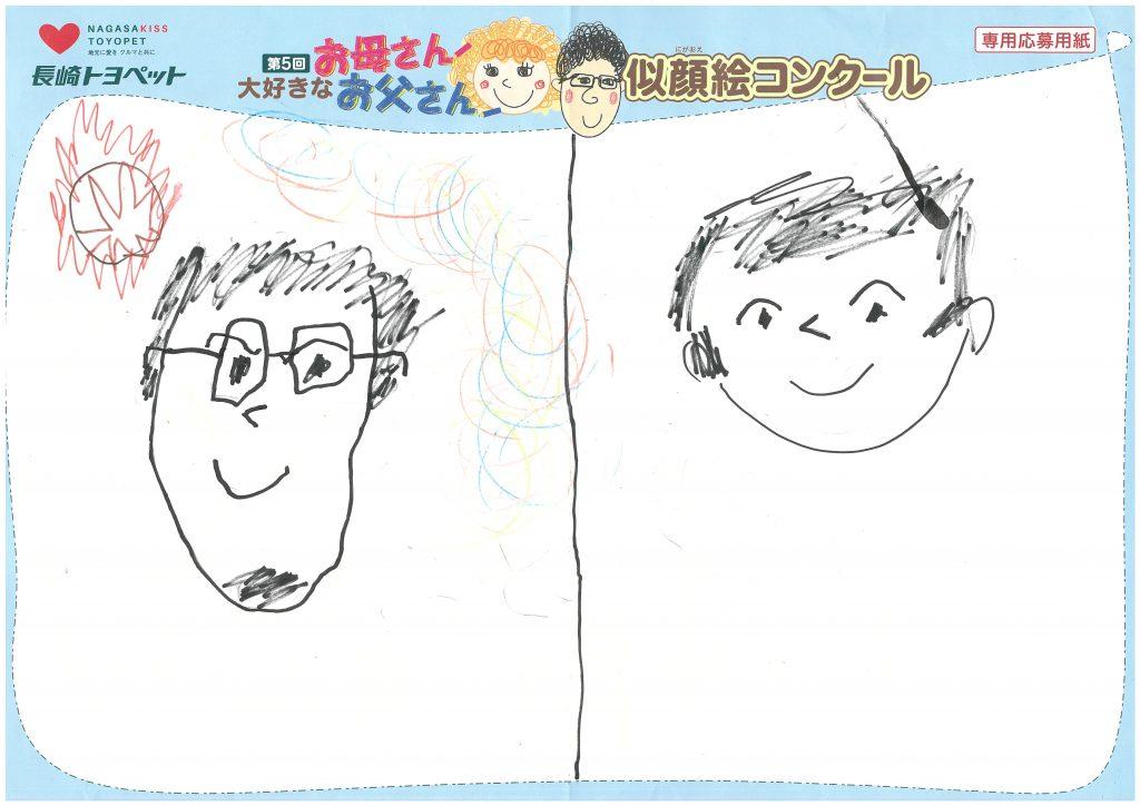 D.Hくん(2才)の作品