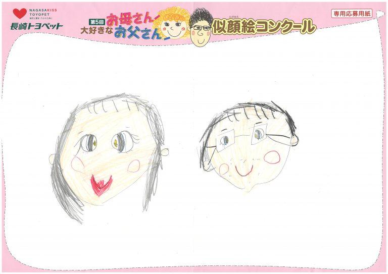 Y.Oちゃん(7才)の作品