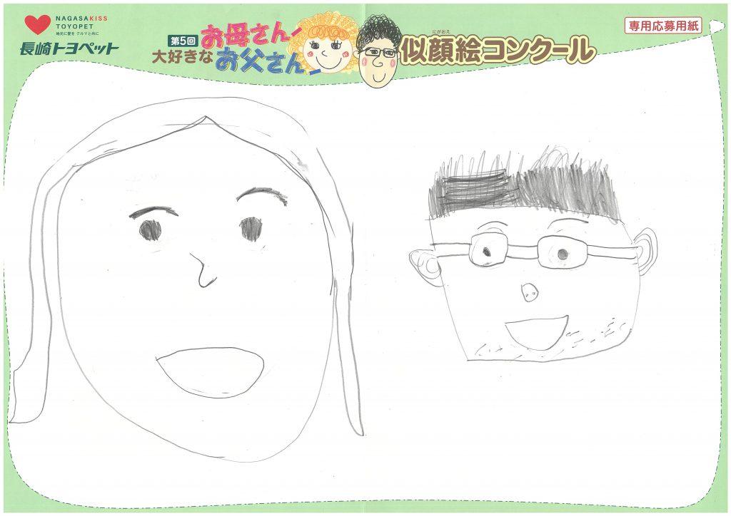 K.Mくん(7才)の作品