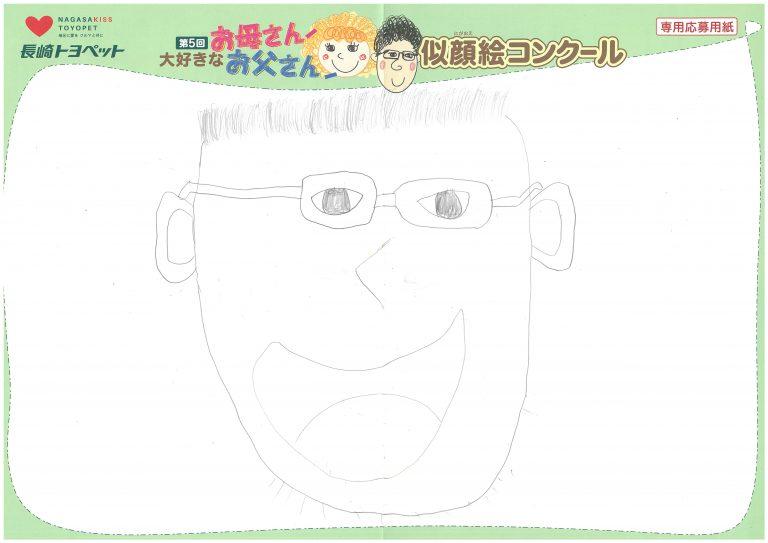 E.Mくん(9才)の作品